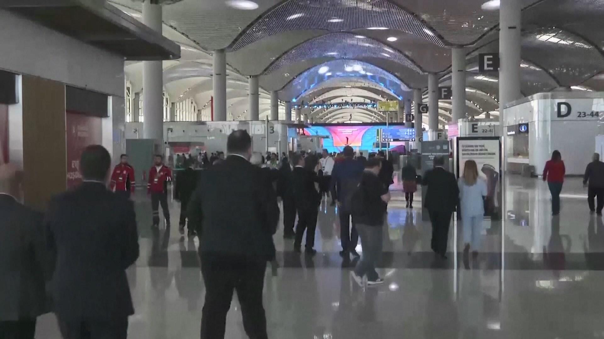 土耳其伊斯坦布爾新機場全面投入運作