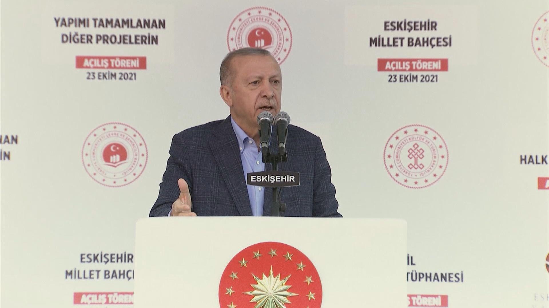 埃爾多安不滿十國大使聯署 土耳其擬下逐客令