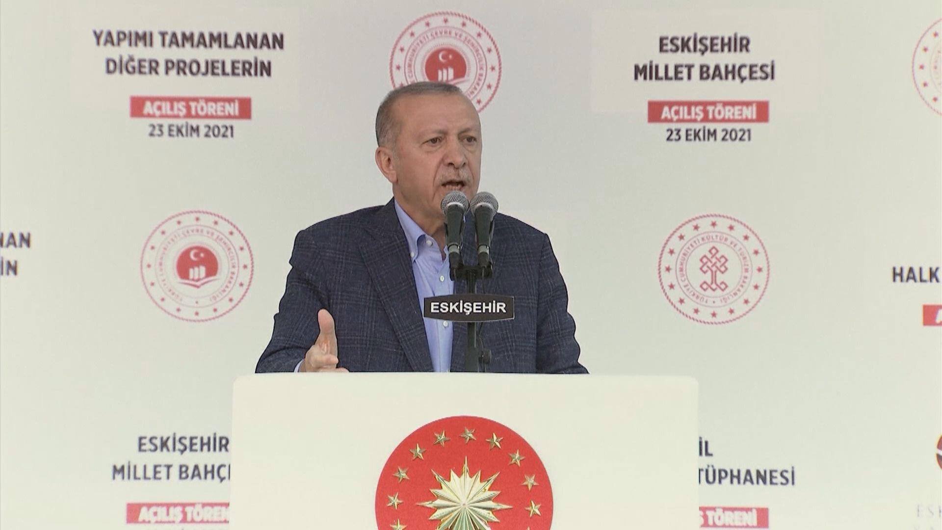 總統埃爾多安不滿十國大使聯署 土耳其擬下逐客令