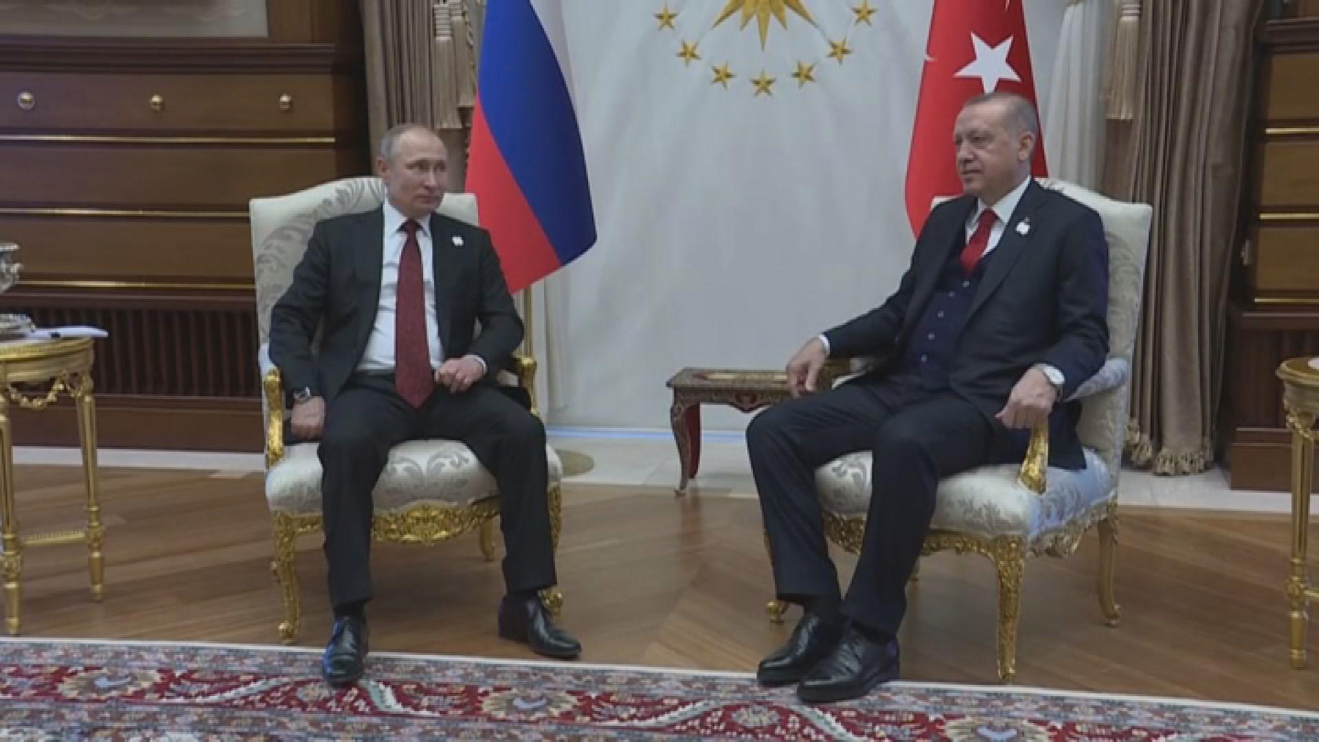 土耳其或求助中俄卡塔爾
