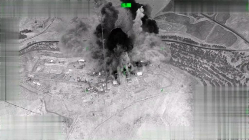 土耳其空襲伊敘兩國工人黨目標