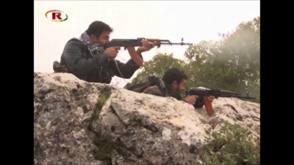 土耳其針對敘利亞北部軍事行動持續
