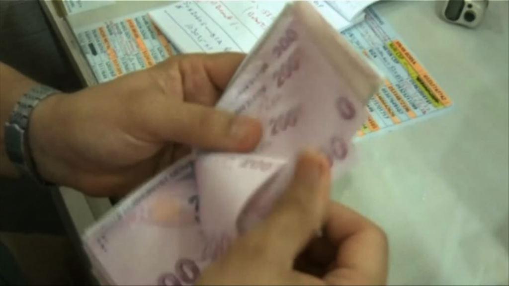 土耳其貨幣里拉急挫創新低