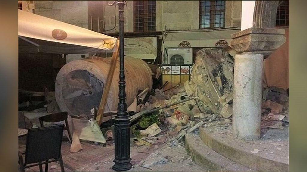 愛琴海6.7級地震 發生至少20次餘震