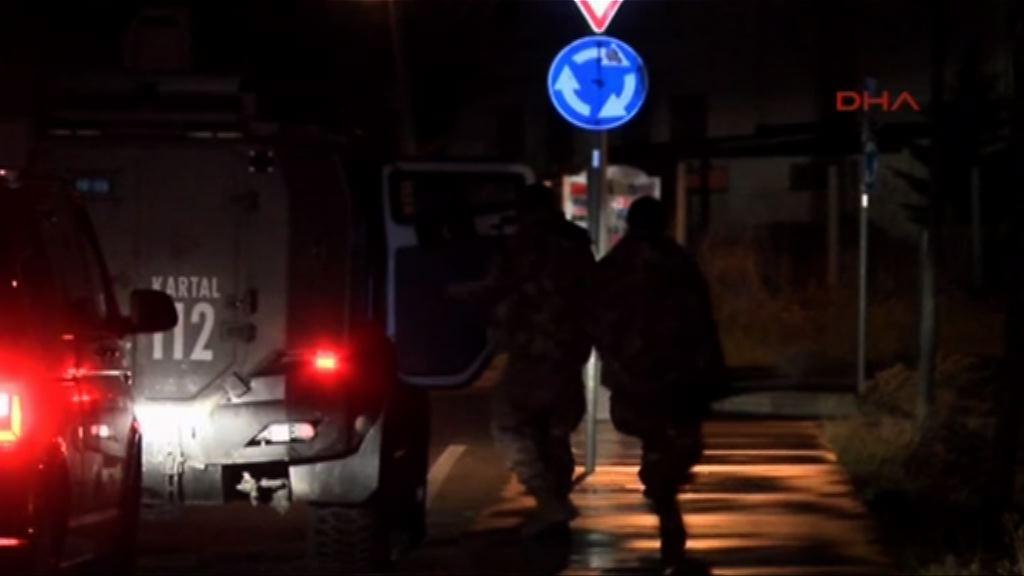 伊斯坦布爾襲擊案 土警搜查維吾爾族人社區