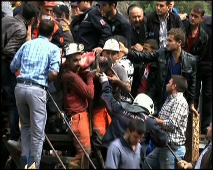 土耳其礦難當局落案控告三人