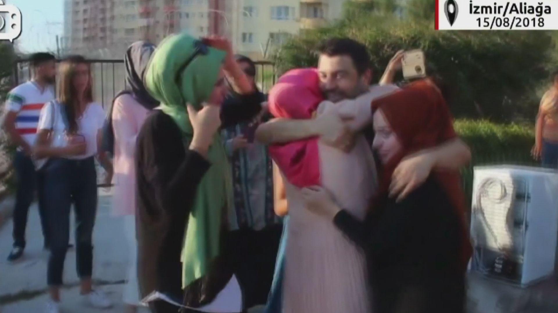 土耳其釋放國際特赦組織人員