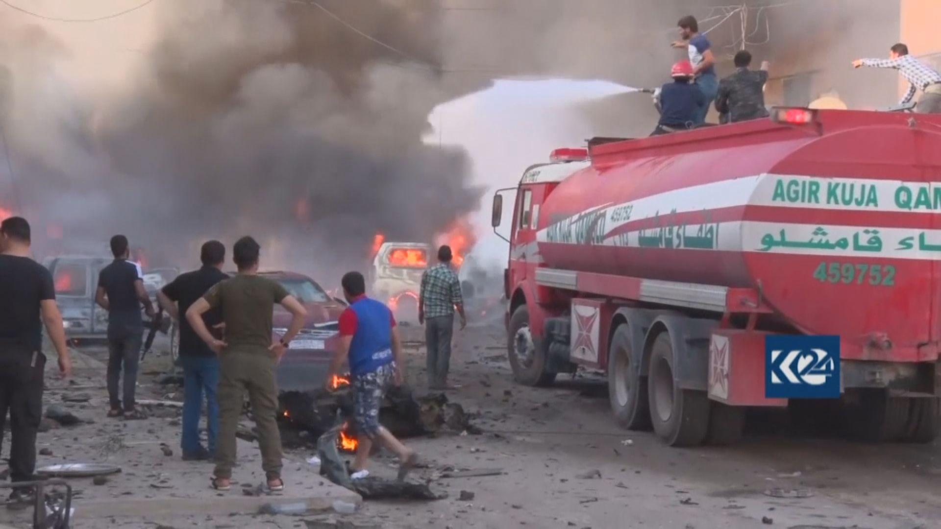 伊斯蘭國敘利亞北部發動汽車炸彈襲擊 最少三死
