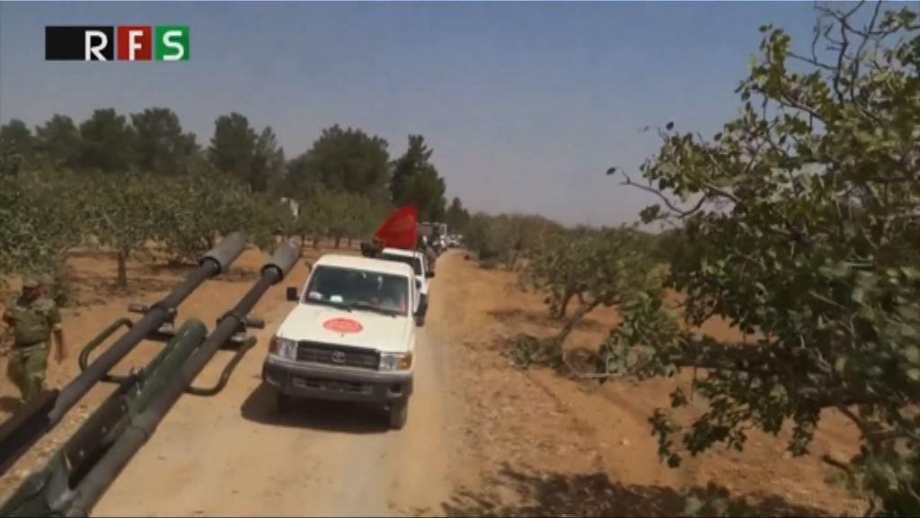 土國再派坦克越境迫庫爾德人撤退