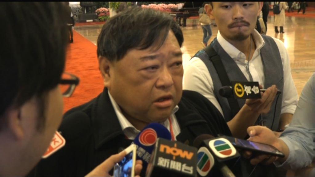 邱達昌:永升亞洲曾考慮收購有線