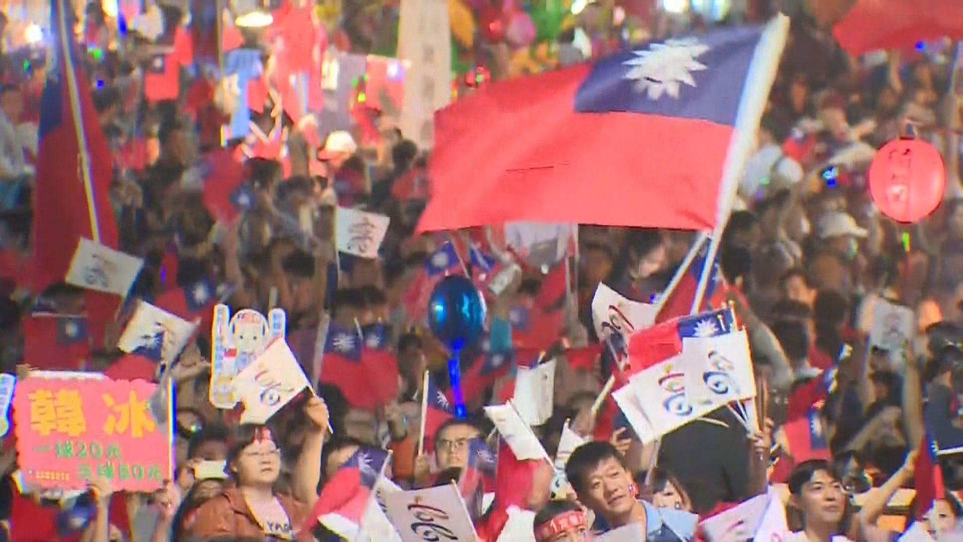 國民黨成功越過濁水溪成選舉大贏家