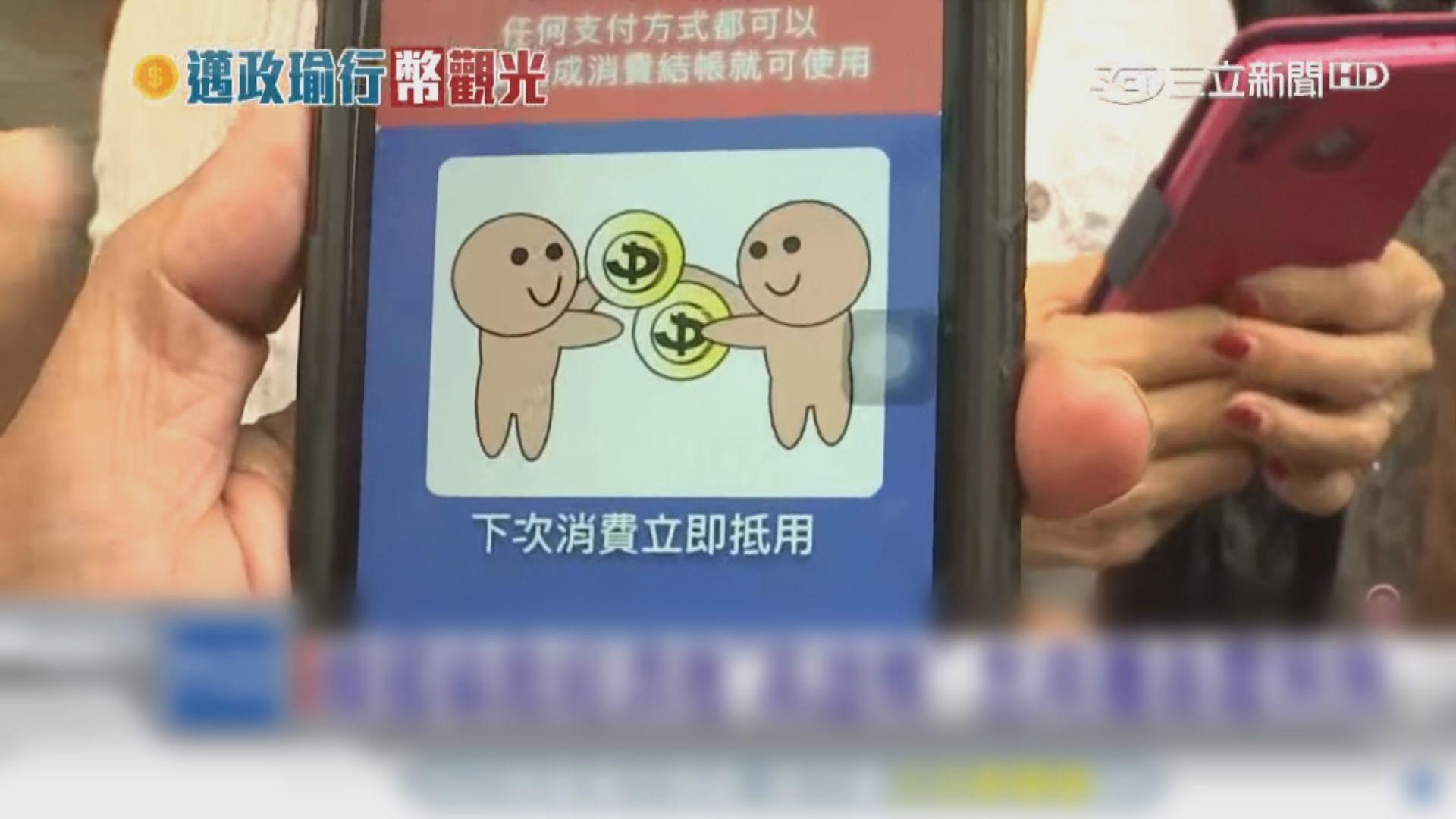 韓國瑜推「高雄幣」拼觀光