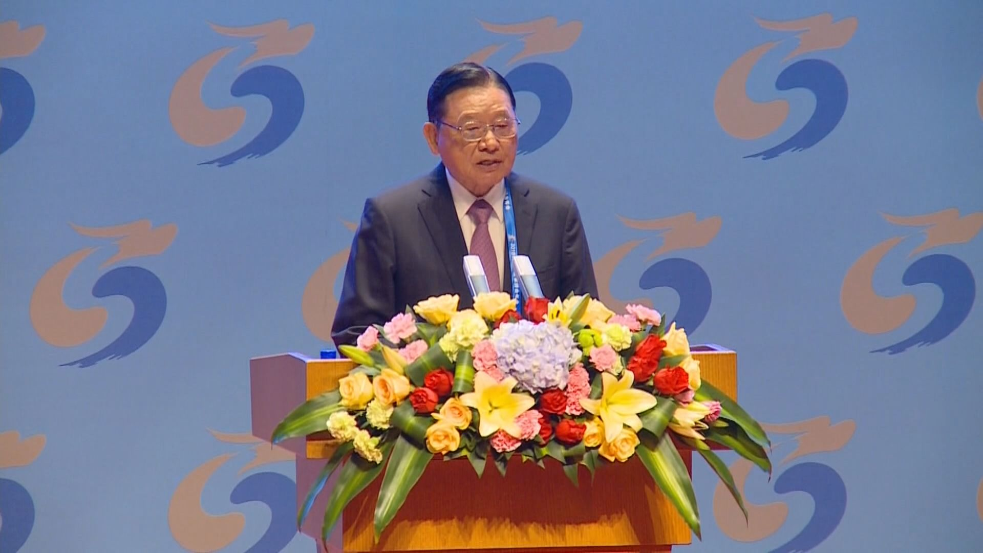 國民黨對江丙坤離世表示哀悼