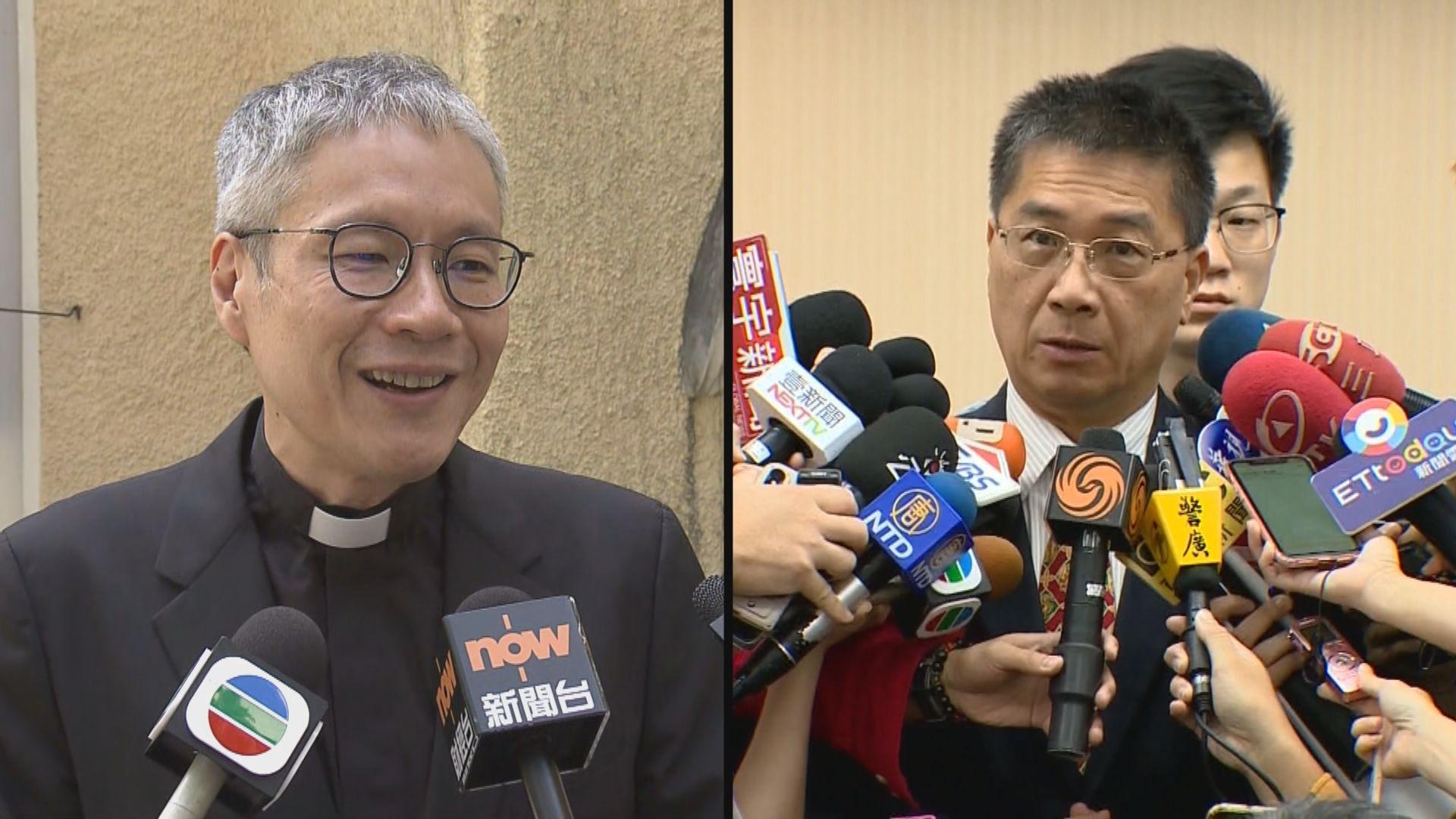管浩鳴曾接觸內政部長提及陳同佳投案