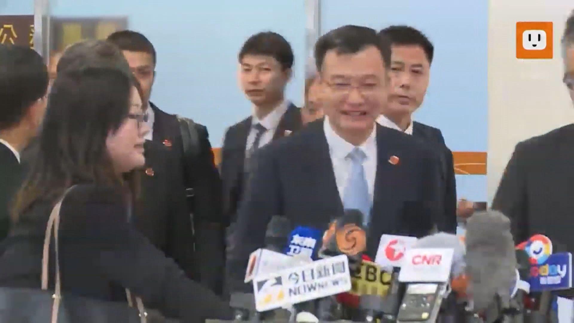 上海副市長訪台將出席雙城論壇