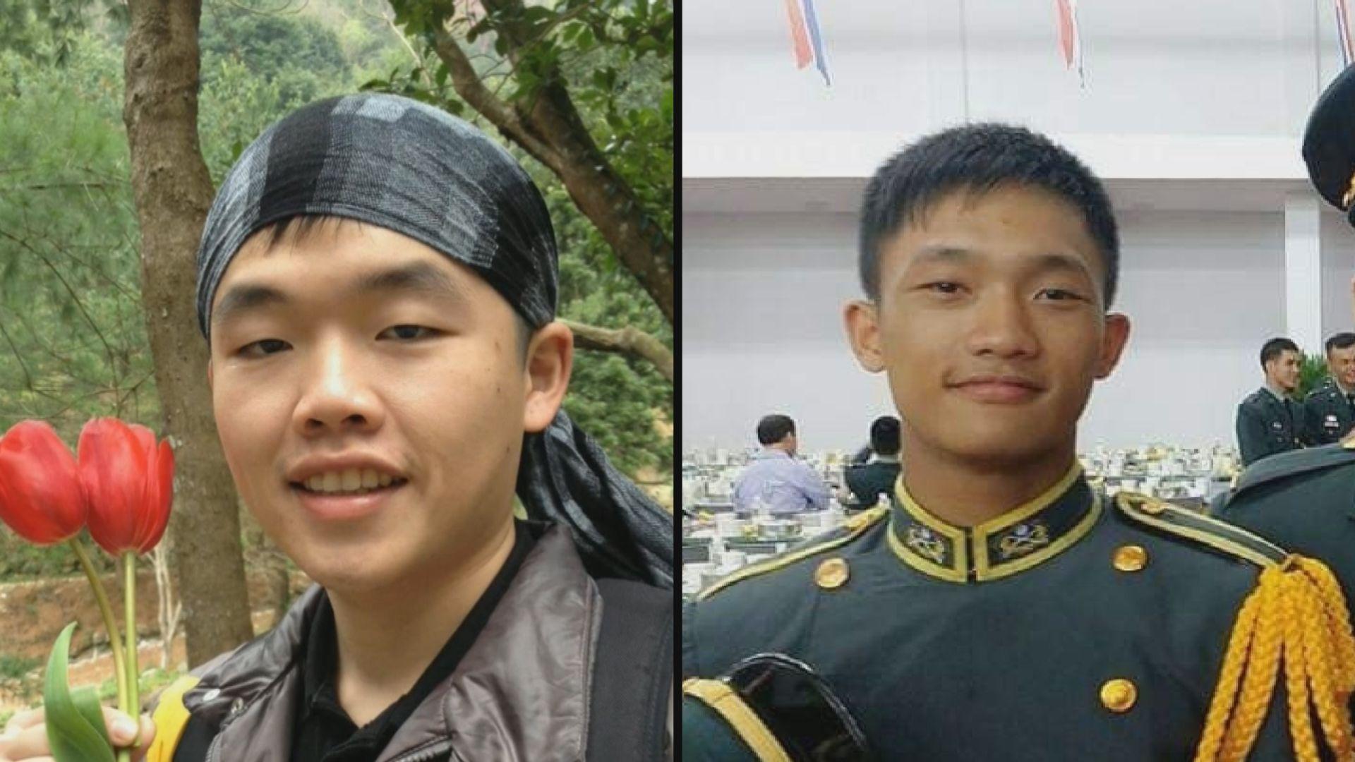 台軍直升機演習後在新竹基地墜毀兩死