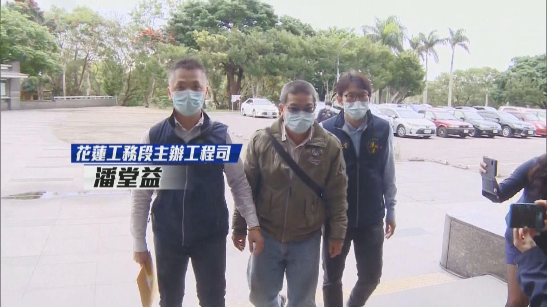 台鐵出軌事件 花蓮地檢署再起訴四人
