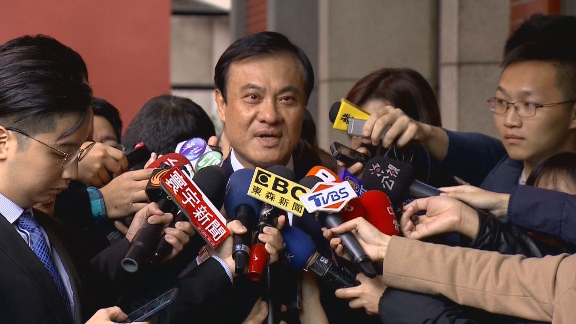 立法院長蘇嘉全考慮參選民進黨主席