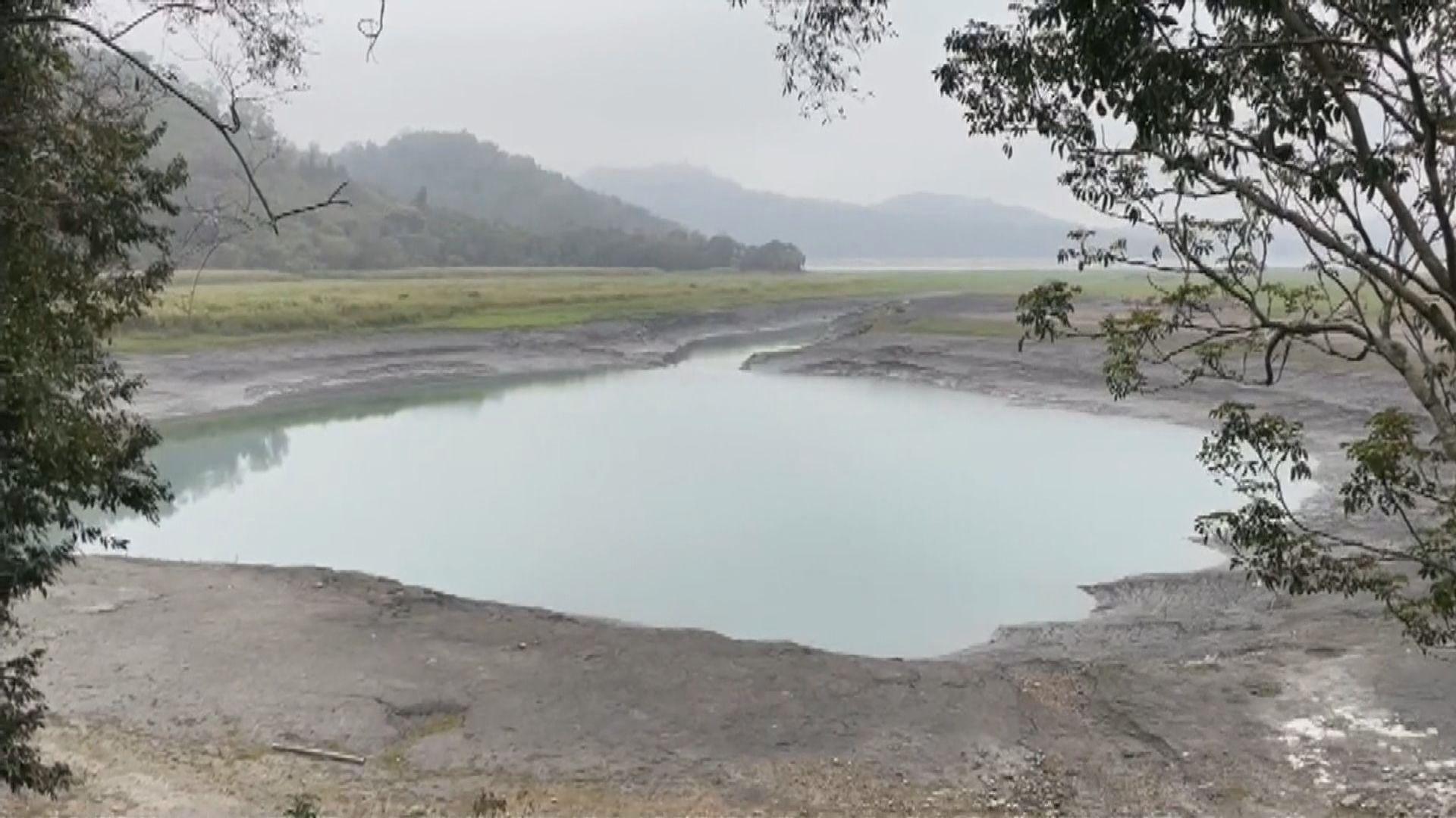 台旱情持續 部分水庫只能再多撐兩周