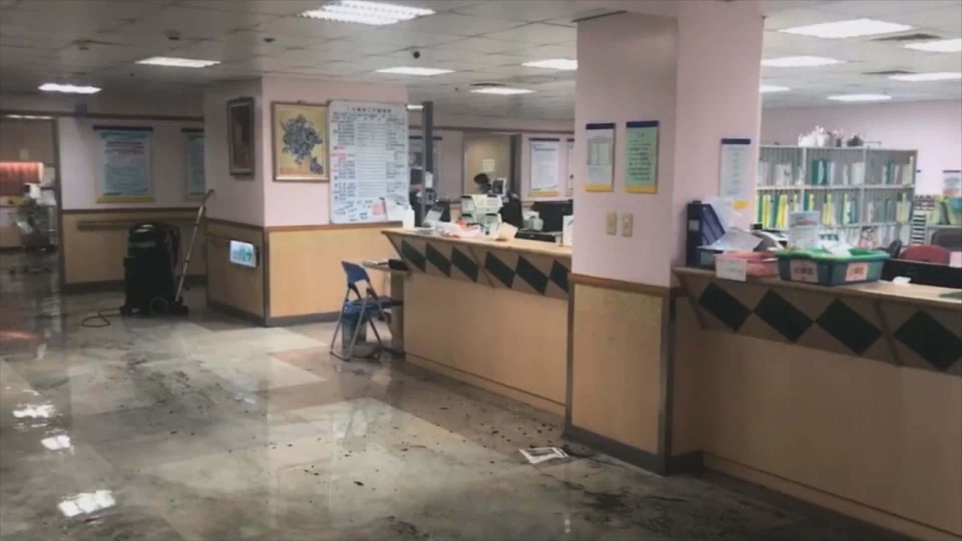 台北醫院後承認延誤通報火警