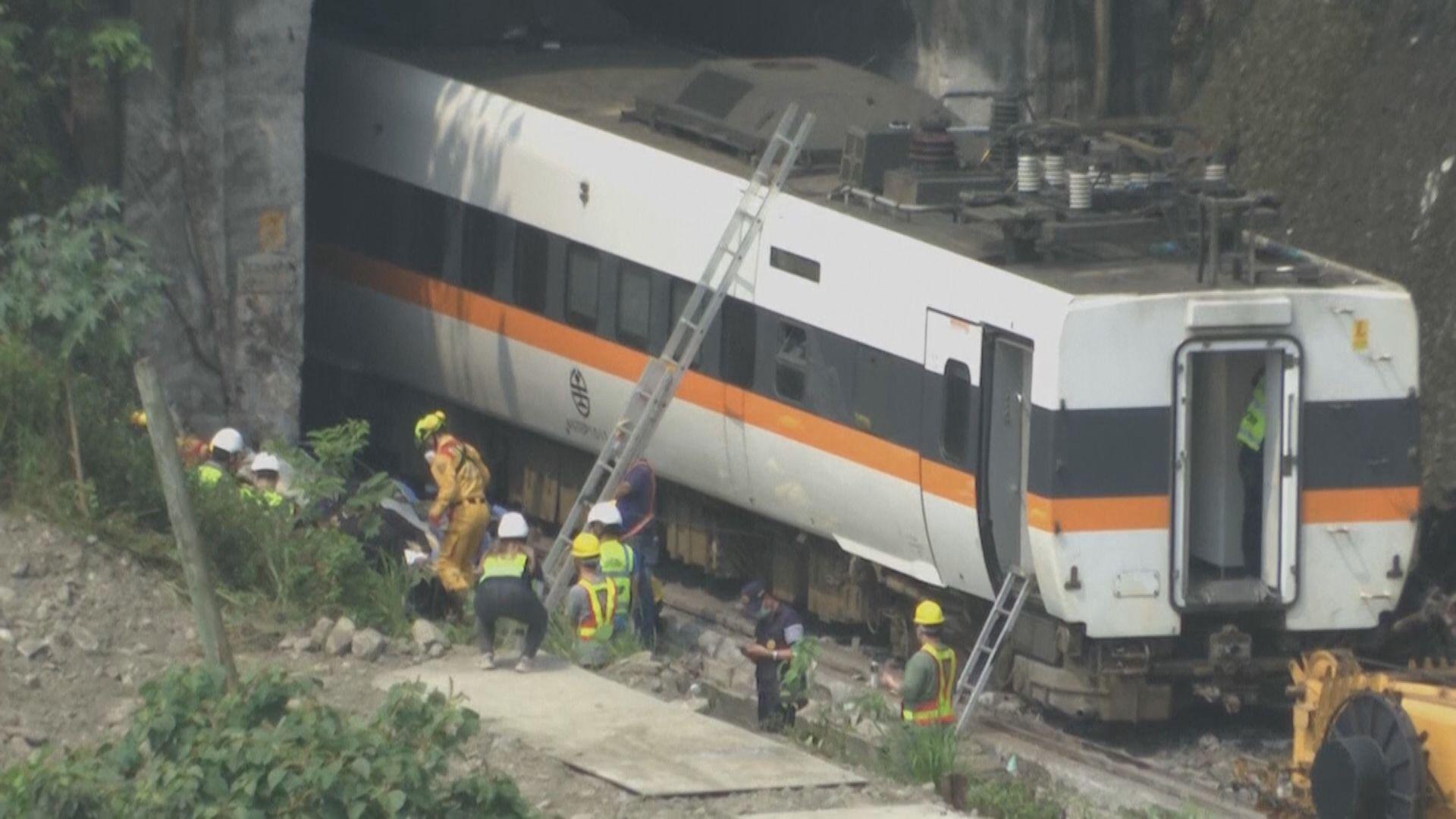 台鐵太魯閣號出軌事故 涉事工地主任李義祥被聲請羈押