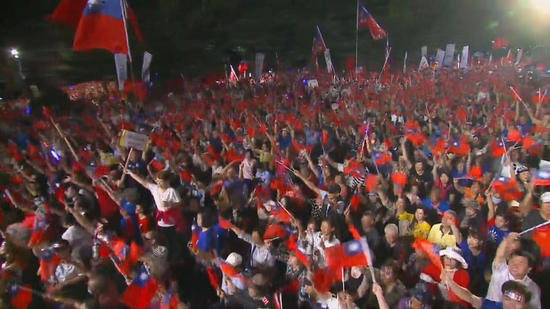 台灣九合一選舉 不可單看參與群眾數字預測選情