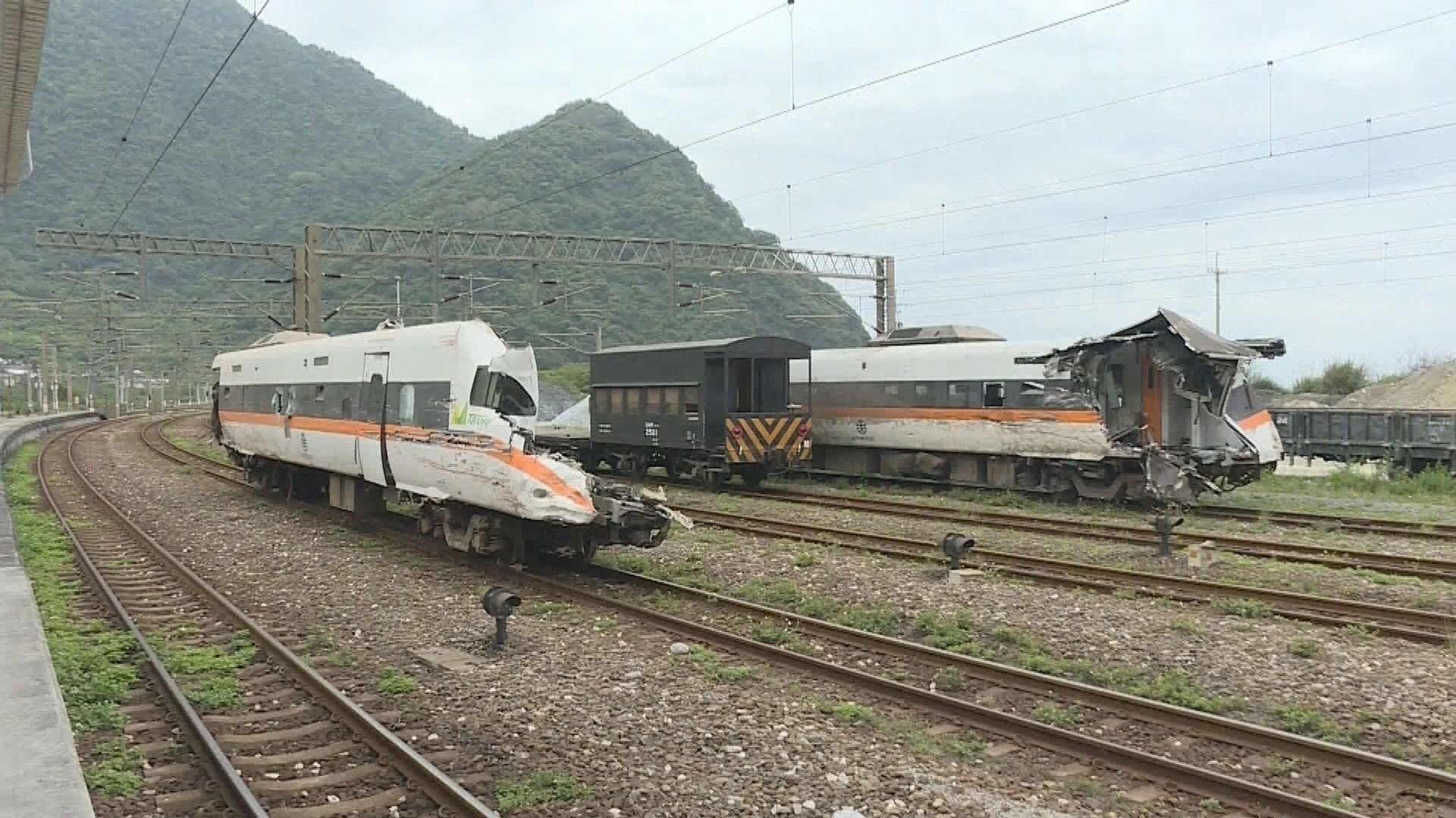 台鐵事故地點外判工程三度延期 當局指或有人假日趕工避罰款