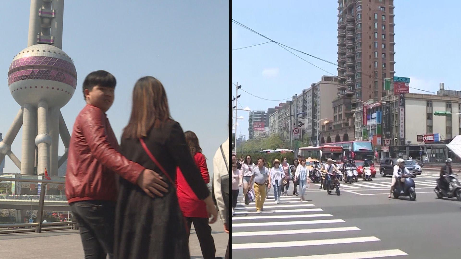 上海近年在城市治理方面向台北借鑑