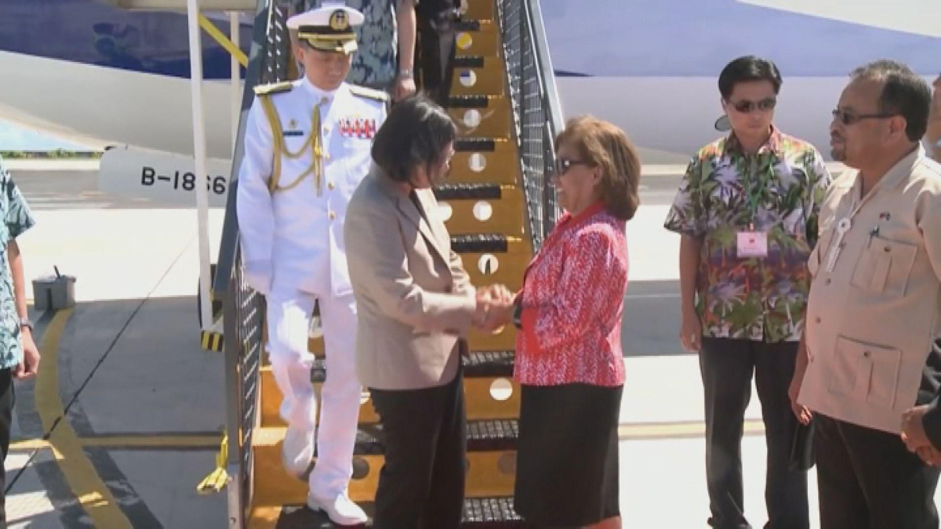 太平洋島國馬紹爾群島發聲明挺台