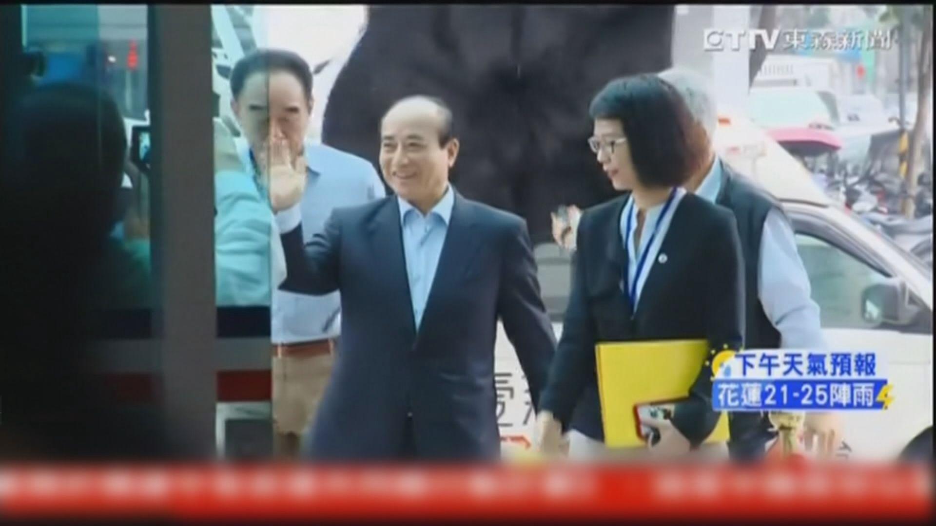 前立法院院長王金平重申參選總統到底