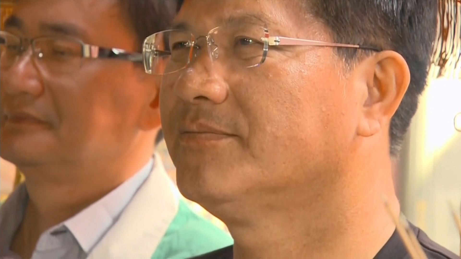 台中前市長林佳龍將出任交通部長