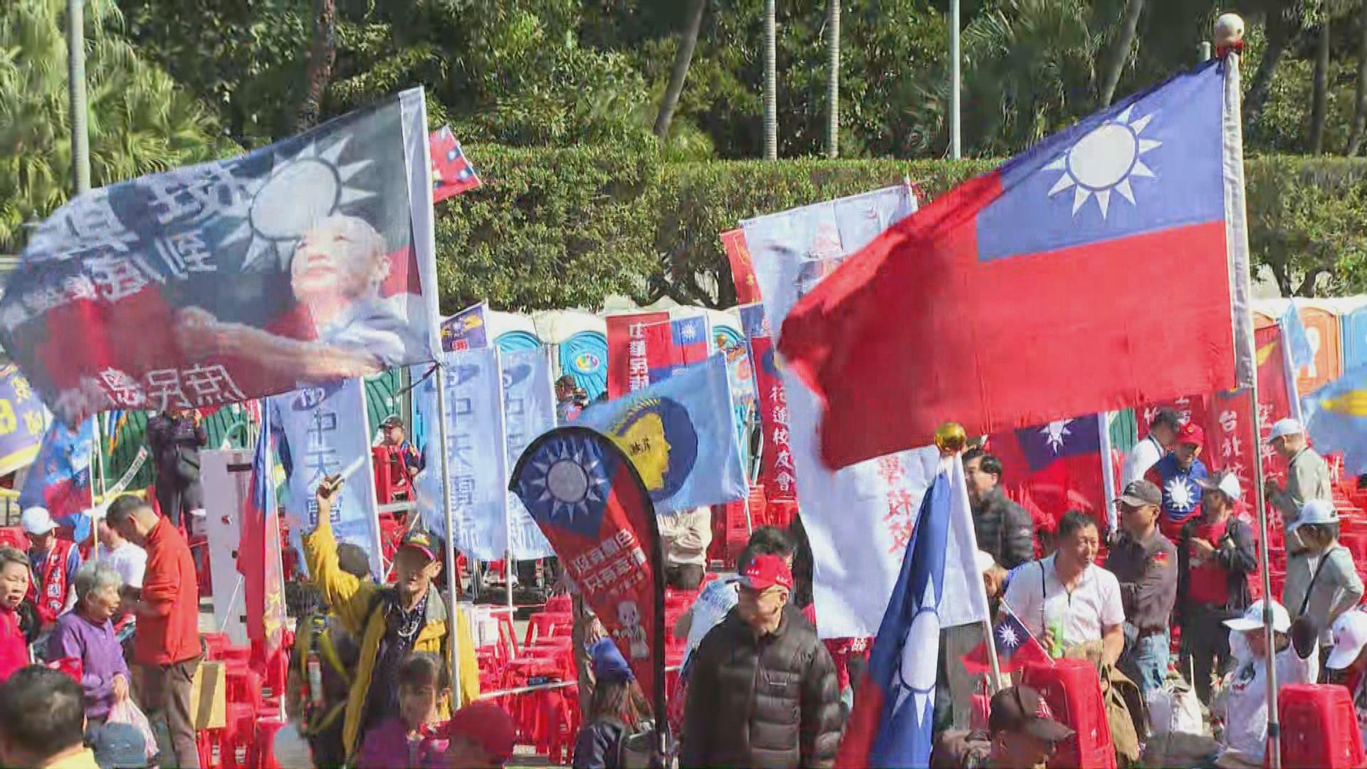 韓國瑜陣營稱掃街宣傳非首選 會網上直播拉票