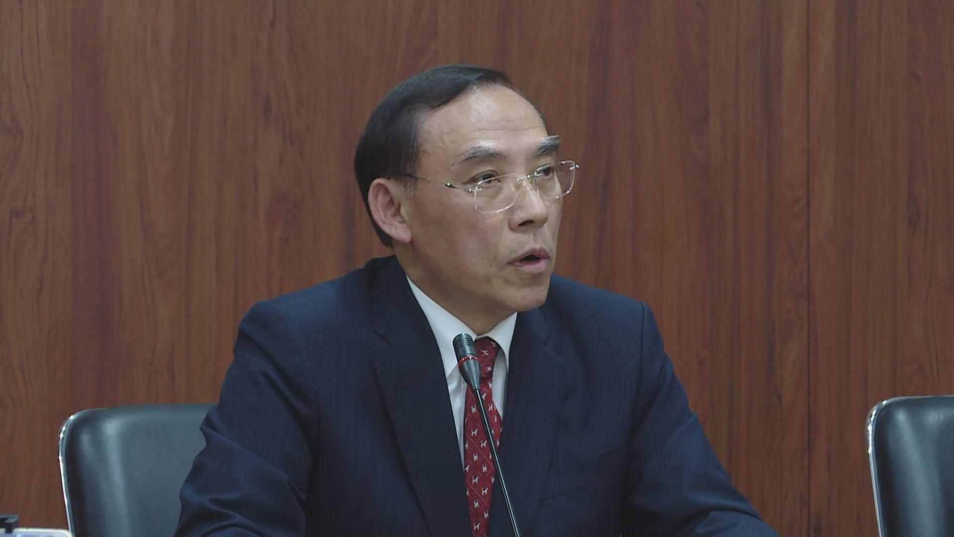 陳同佳案 法務部:應由香港法庭決定政府有否司法管轄權