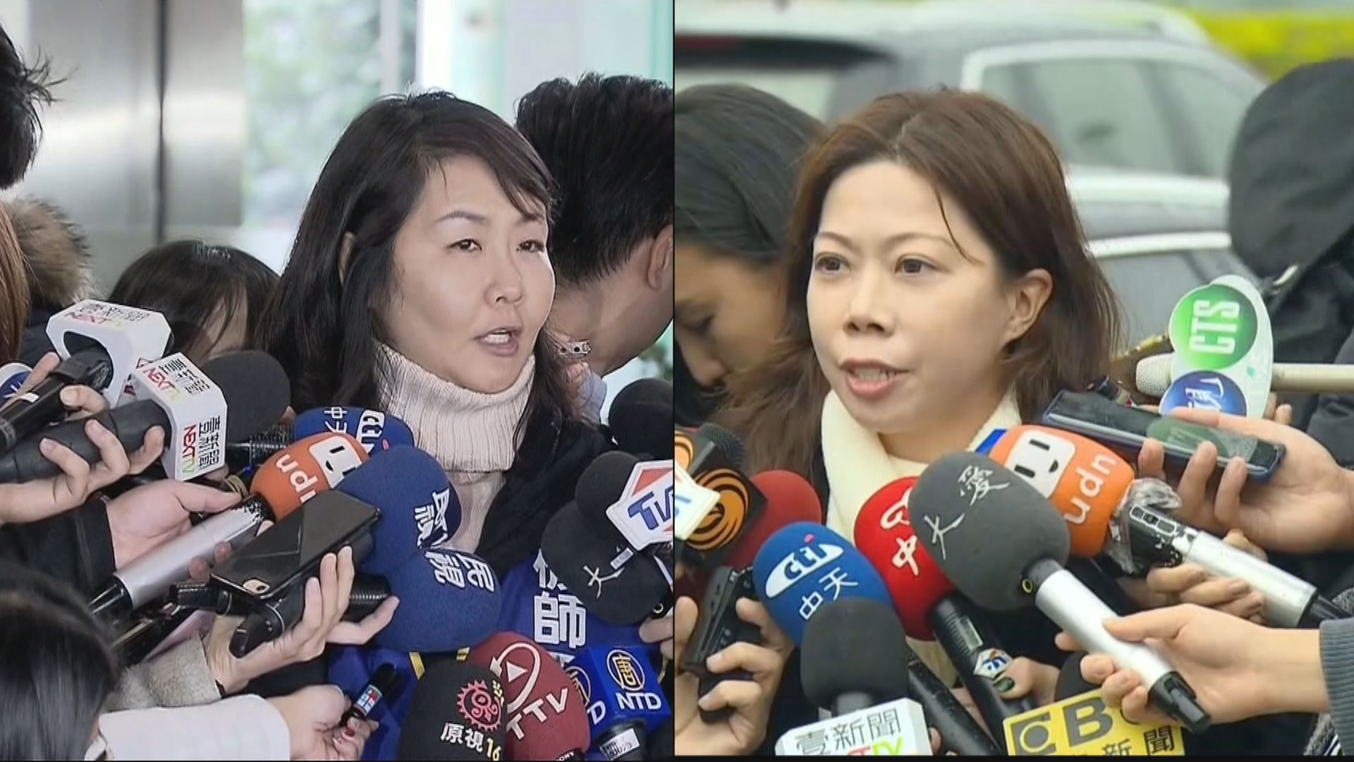 兩名女性工會代表發起台灣首場機師革命