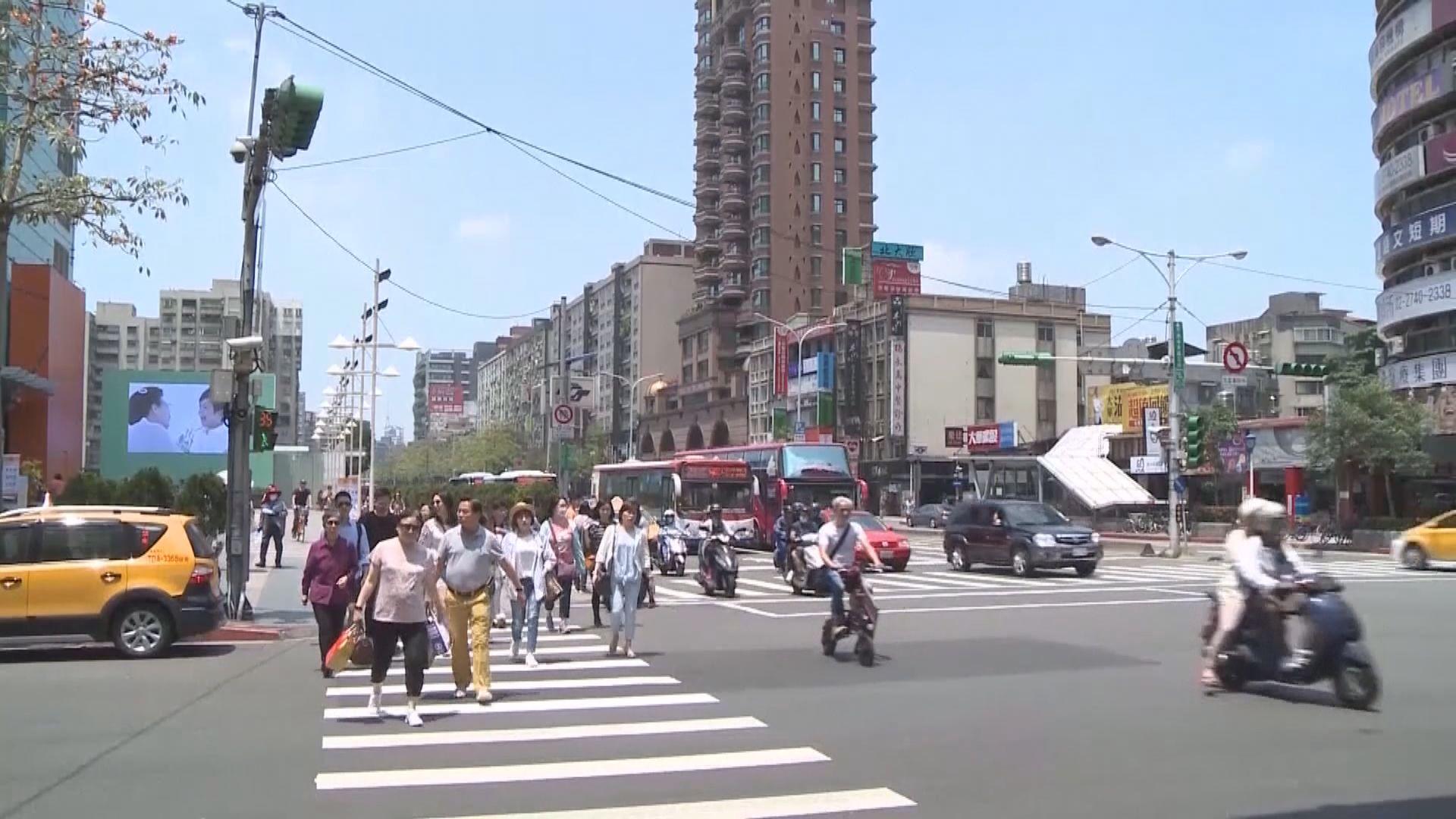 台灣民調:逾八成人不認同一中僅指中國