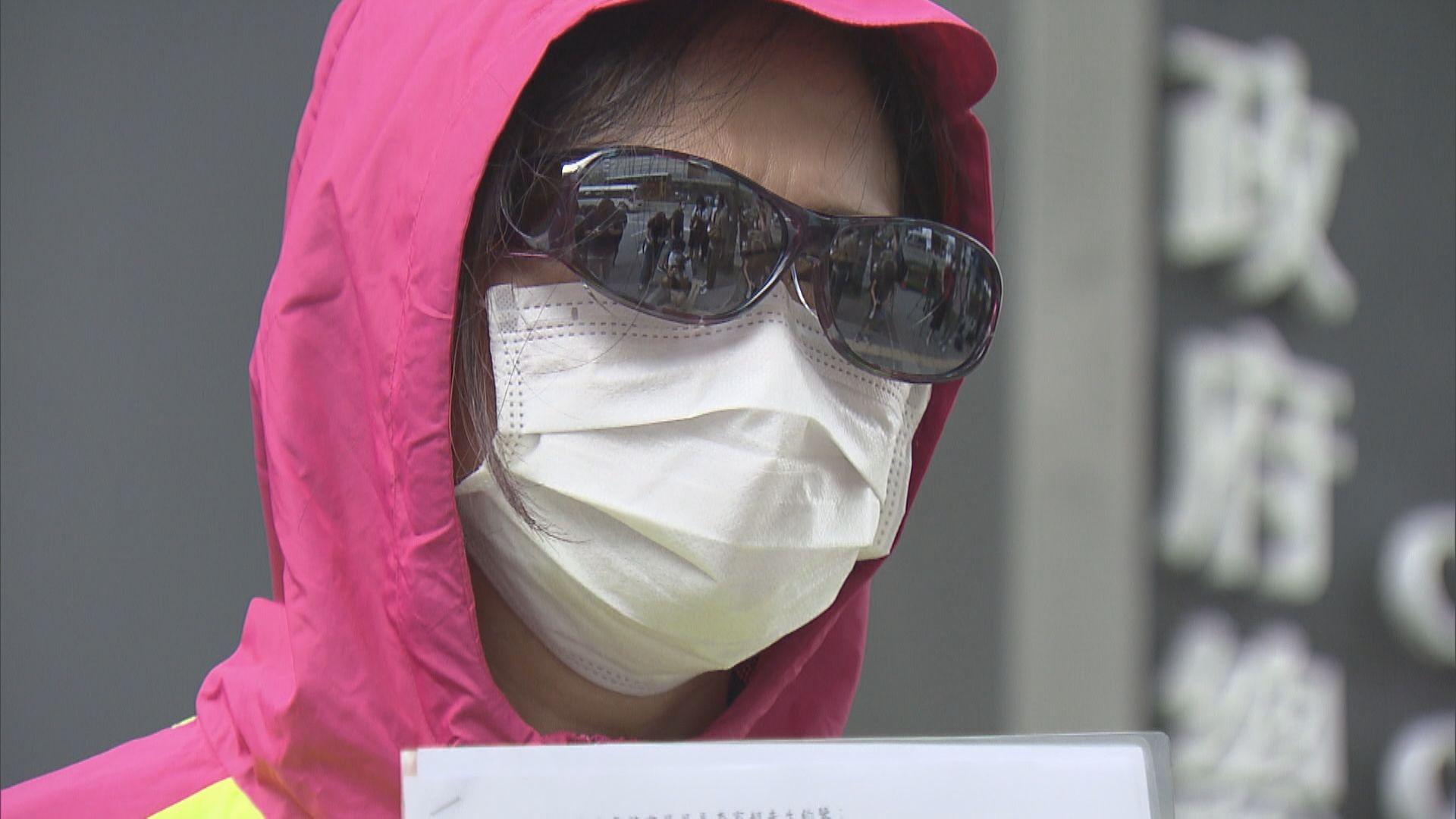 潘曉穎媽媽未獲確認商討陳同佳赴台 拒絕與警方會面