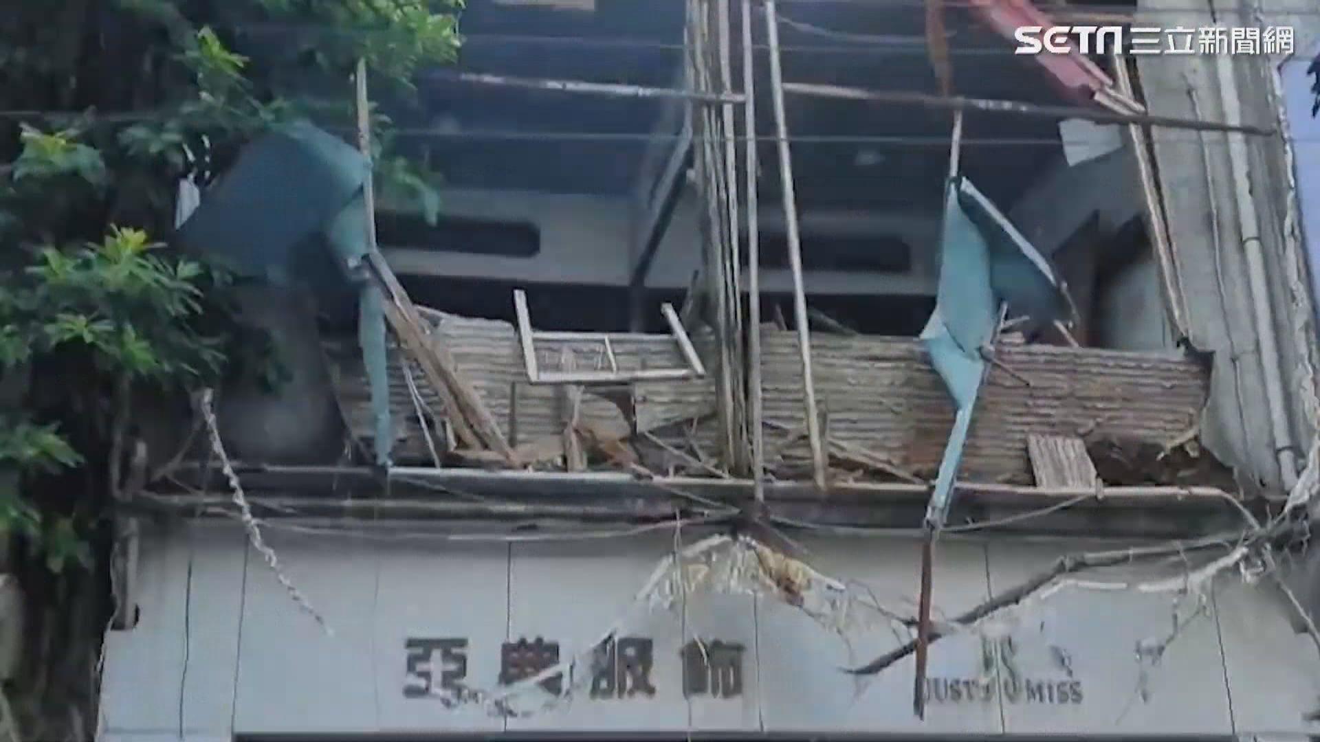 花蓮發生5.2級地震後有逾20次餘震