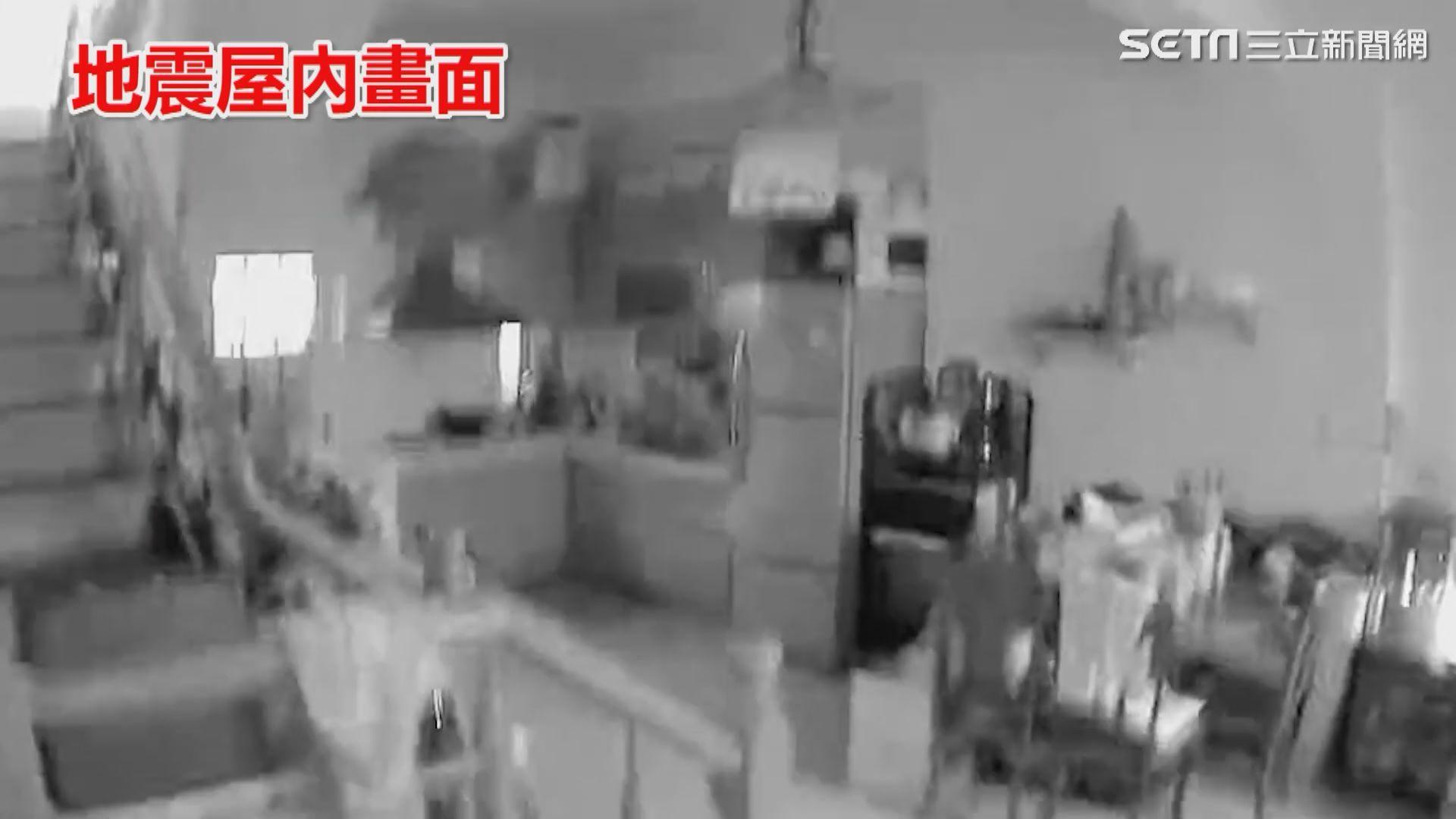 台灣花蓮5.2級 沒傷亡報告