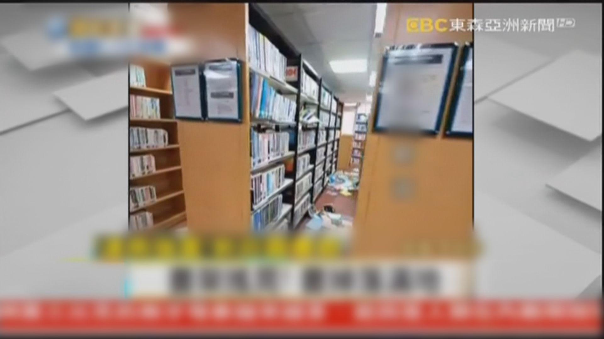 台灣宜蘭6.5級地震 未有嚴重災情