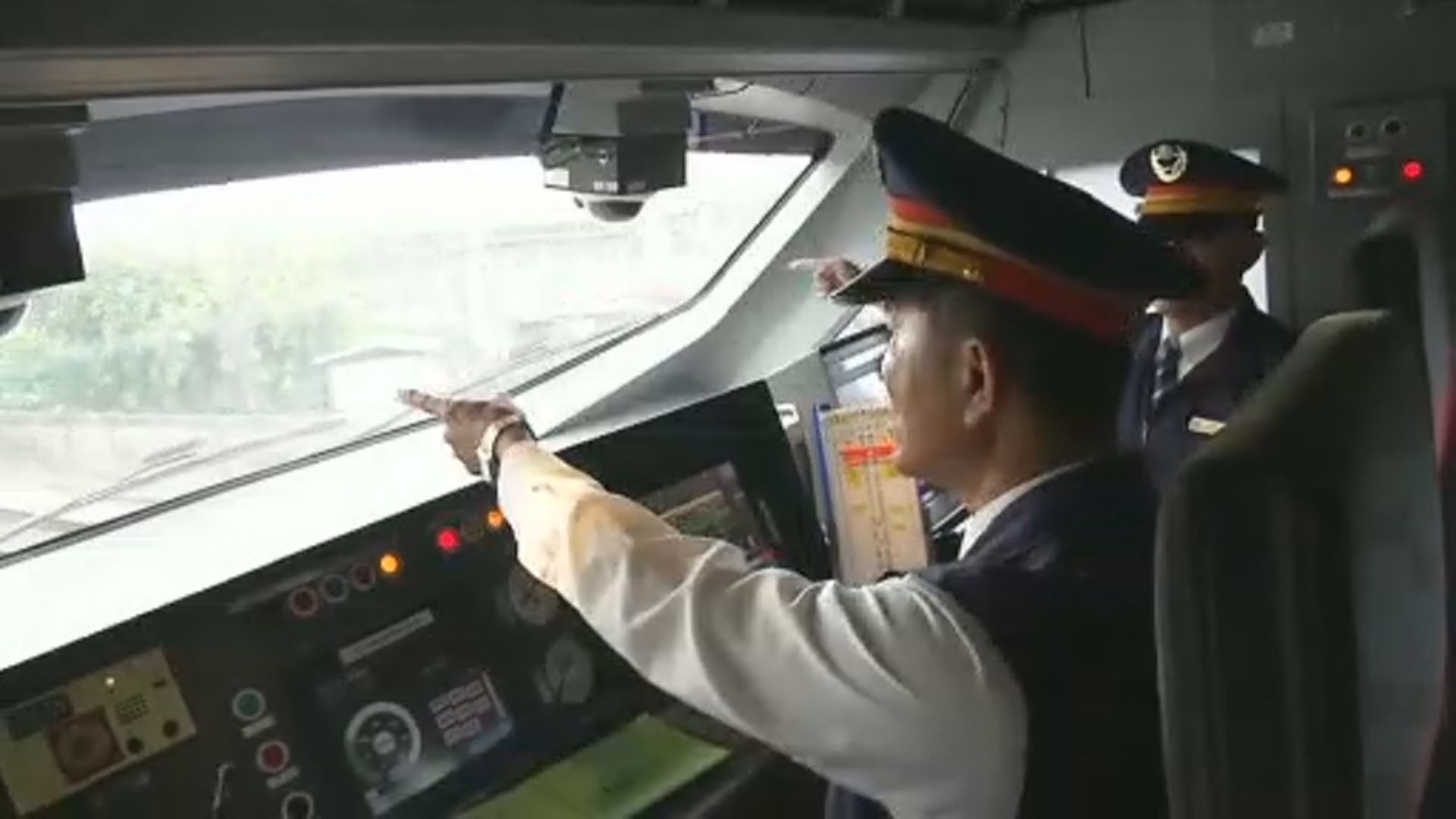 台鐵普悠瑪及太魯閣號實行雙司機制