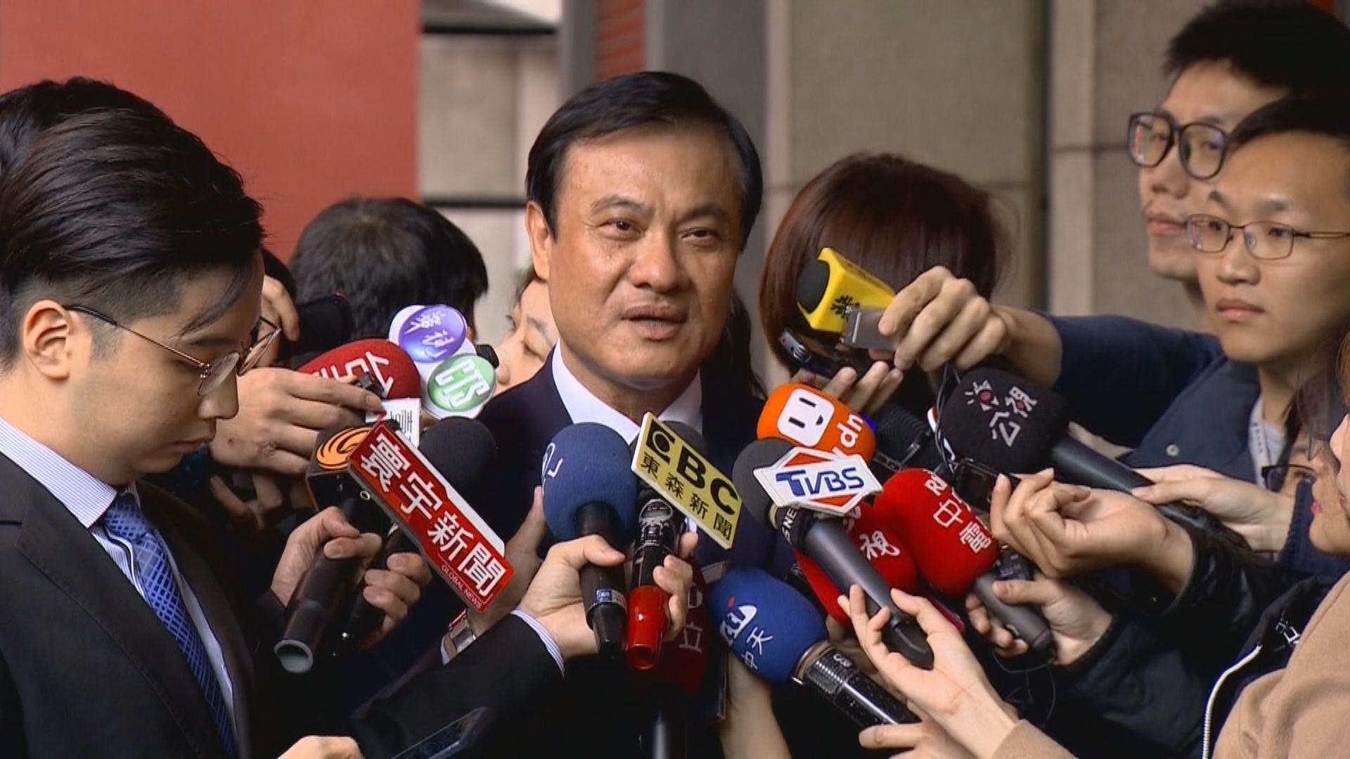 民進黨:會根據涉貪案發展 適當處分蘇震清等人