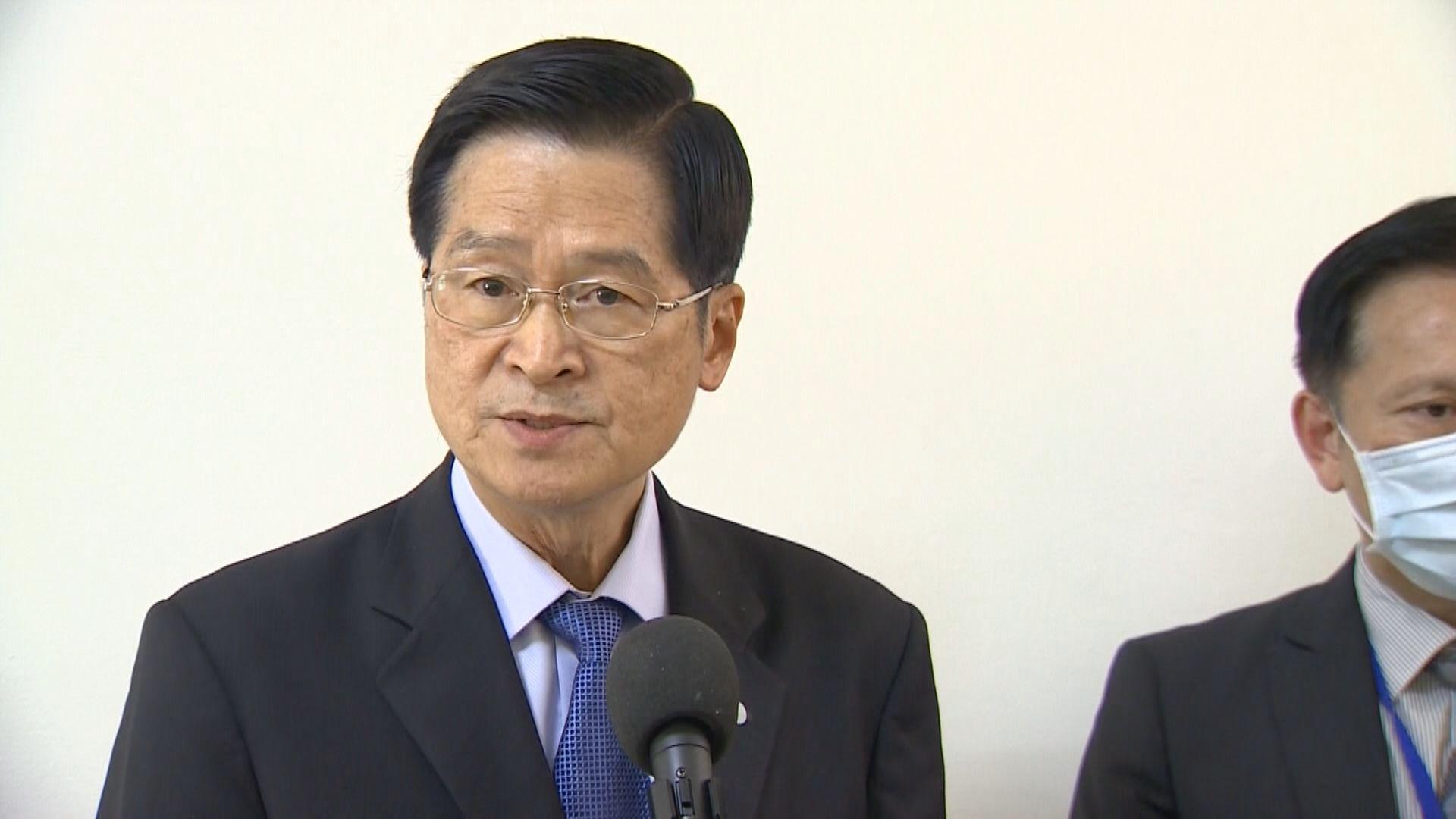 百事娱乐:台灣軍方出現人事變動 嚴德發