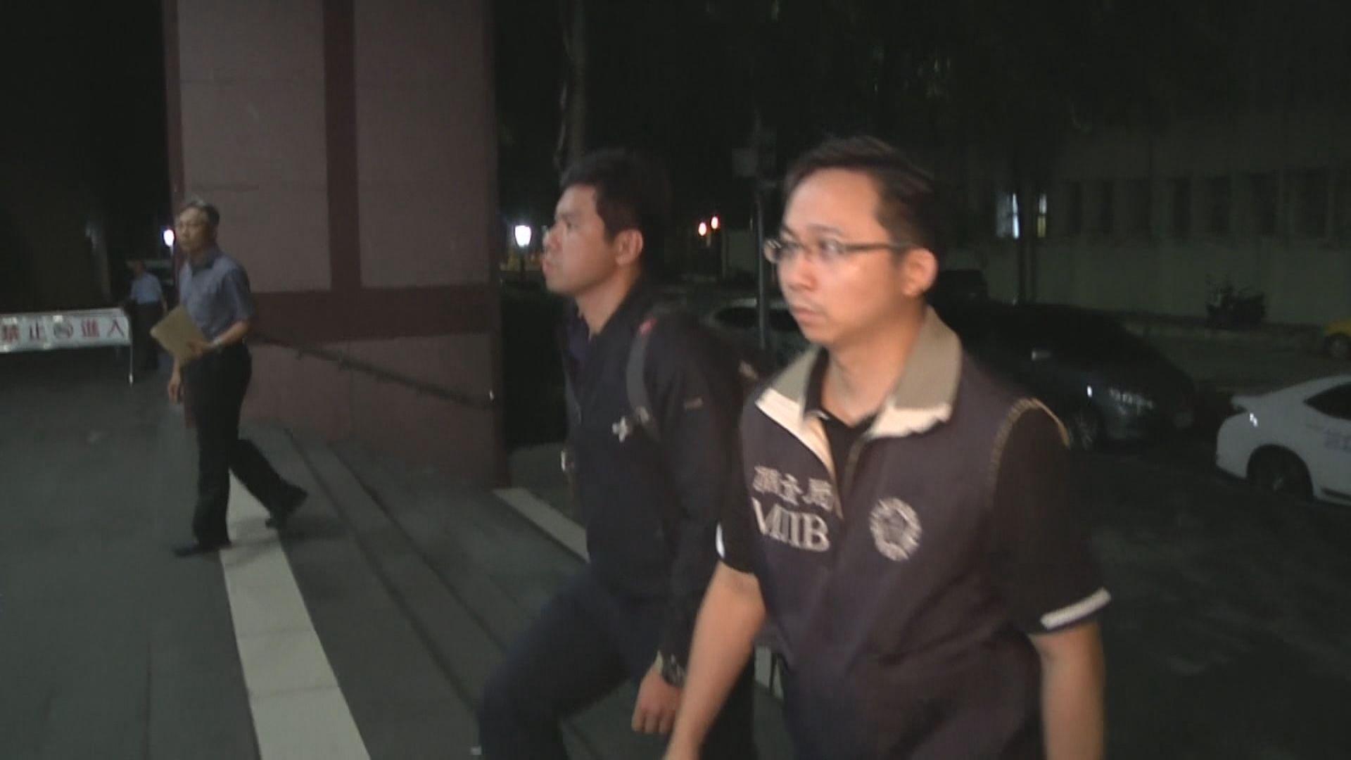 國安局人員走私煙案13人被起訴