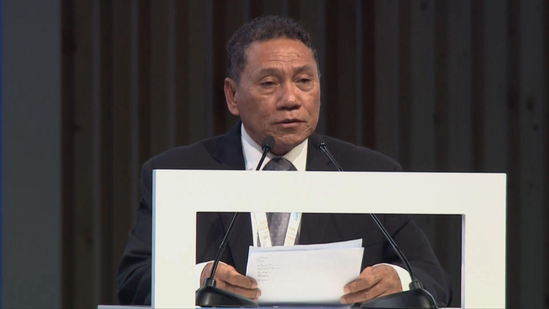所羅門群島官員指與北京建交有助經濟發展