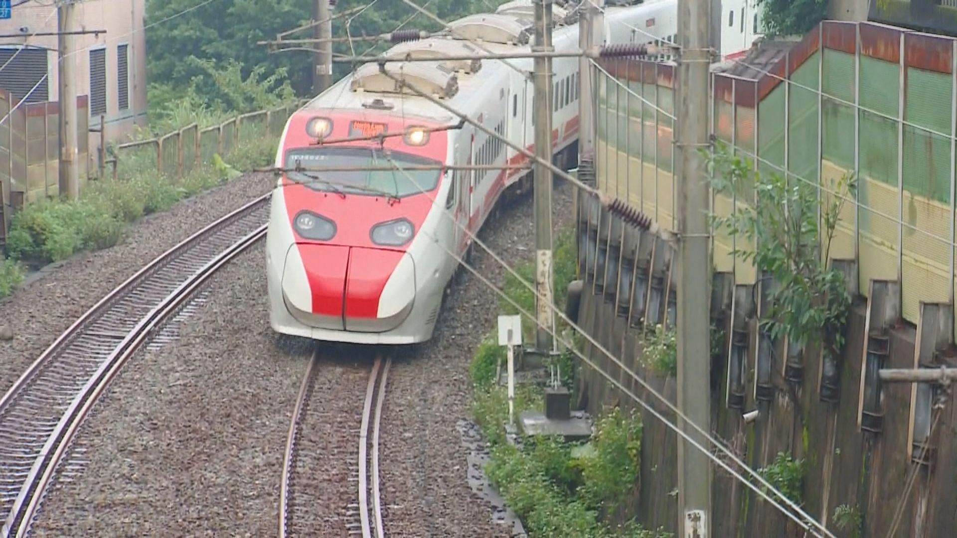 台灣當局:台鐵改革方案重點應聚焦在確保鐵路安全
