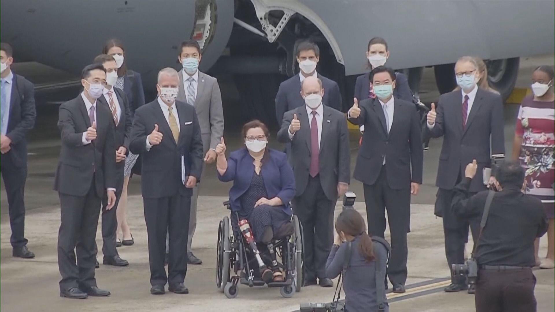 三美國參議員訪台 北京重申反對任何形式美台官方往來