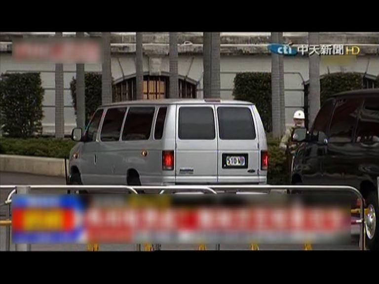 台國防部多名高層向馬英九請罪