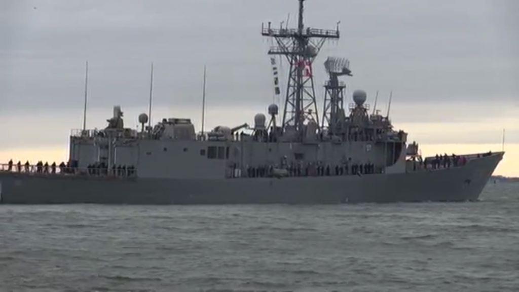 新華社:美國對台售武損兩岸關係
