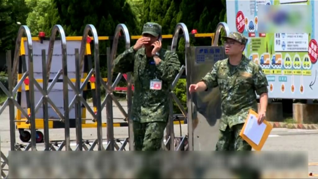 台灣士兵感染細菌性腦膜炎死亡