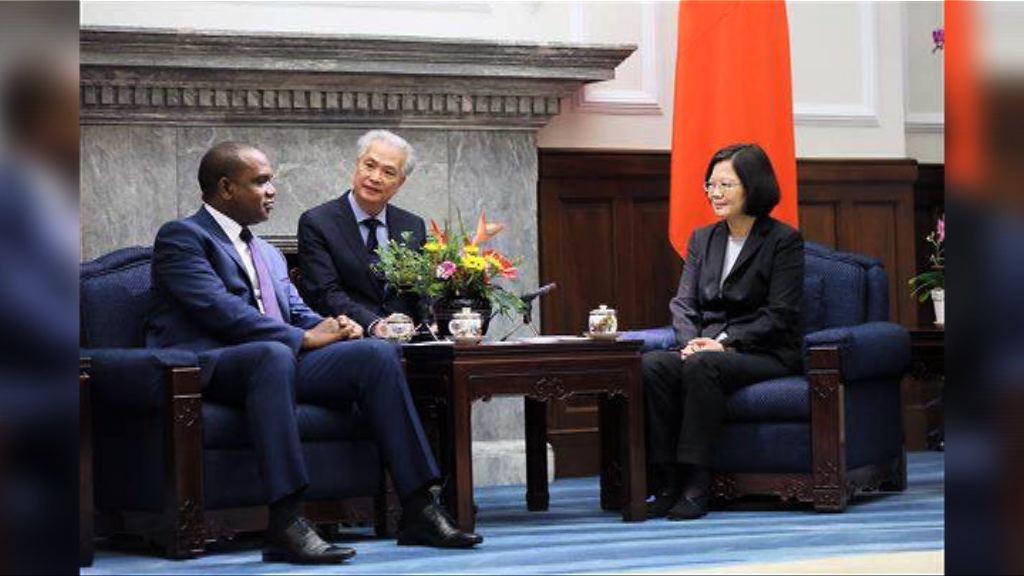 西非國家布基納法索與台灣斷交